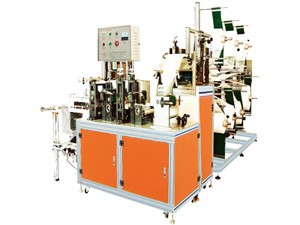 Non-Woven Vertical Fold Mask Production Line