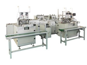 HD-0415 Automatic Earloop Mask Making Machine