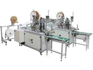 HD-0417 Automatic Earloop Mask Production Line